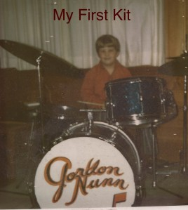 First Drumset